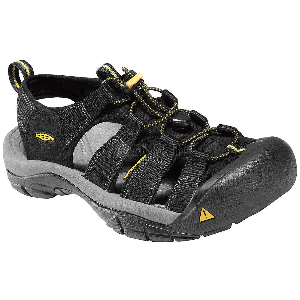 6bb112737c Pánské sandále KEEN NEWPORT H2 M BLACK velikost  42