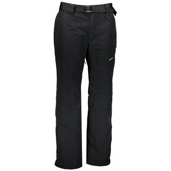 Pánské zimní lyžařské kalhoty NORTHFINDER NO-3085SI ČERNÁ