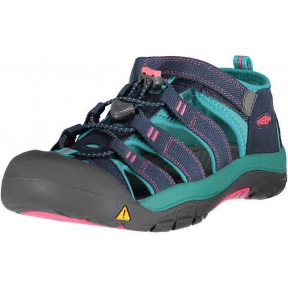 Dětské sandále KEEN NEWPORT H2 JR MIDNIGHT NAVY BALTIC