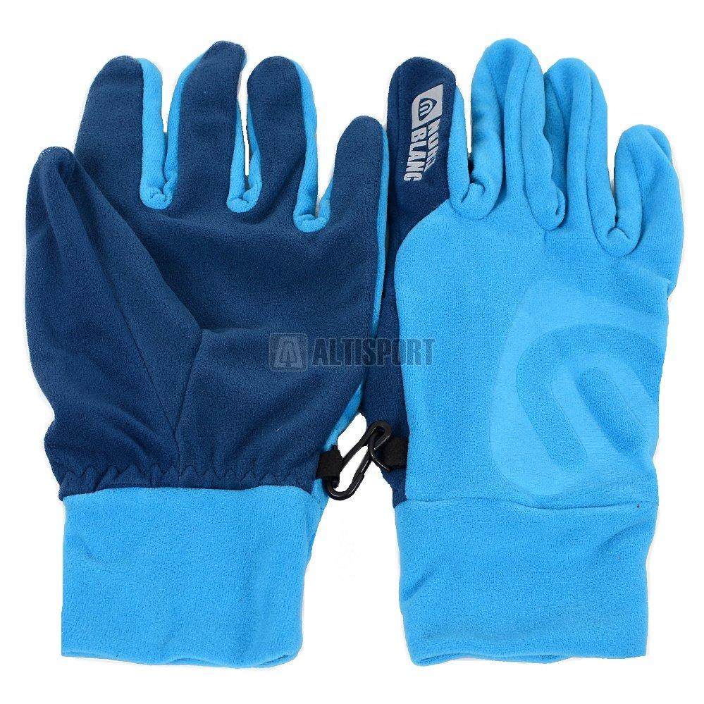 32583be22cb Fleecové rukavice NORDBLANC BRAVERY NBWGF4696 ATOMOVÁ MODRÁ velikost ...