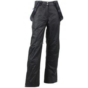Dámské zimní kalhoty ALPINE PRO MINNIE 2 LPAF088 ČERNÁ