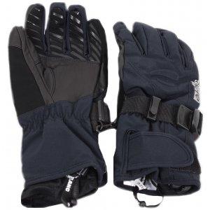 Dámské lyžařské rukavice NORDBLANC STEEP NBWG4730 ČERNÁ c04a2bd0d3