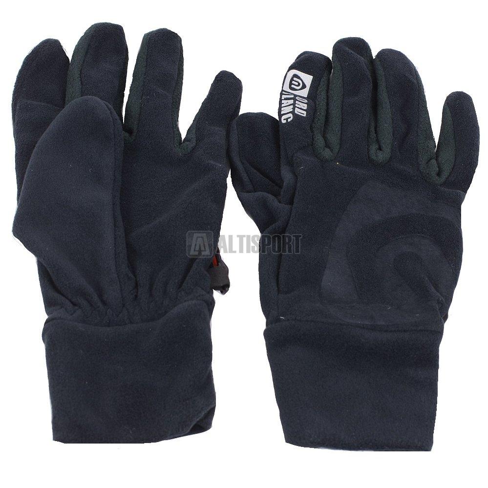 Fleecové rukavice NORDBLANC BRAVERY NBWGF4696 ČERNÁ velikost  5 ... dcc9765b34