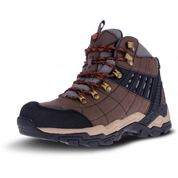Dámské boty NORDBLANC EARTH NBHC86 HNĚDÁ
