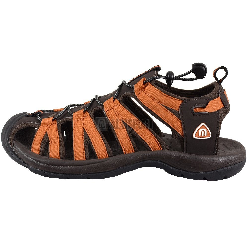 Pánské sandály NORDBLANC Explore NBSS91 HNĚDÁ velikost  40 ( 6 01179e07f1