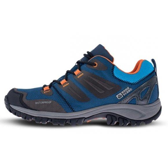 Pánské outdoorové boty NORDBLANC Smash NBLC78 MODRÁ