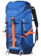 Batoh TRIMM CENTRAL 40L BLUE/ORANGE