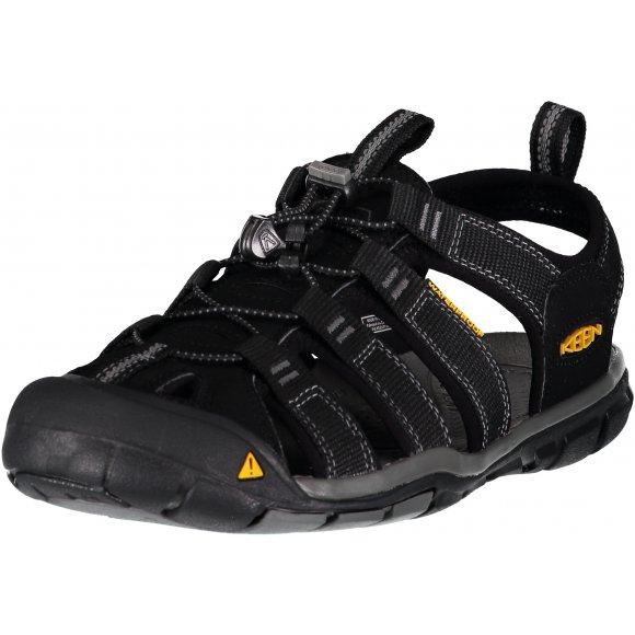 Pánské sandále KEEN CLEARWATER CNX M BLACK/GARGOYLE