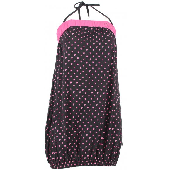Dámské šaty ALTISPORT MATY ALLS16035 ČERNÁ