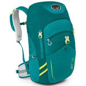 066a05b9fa7 Dětský turistický batoh OSPREY JET 18 REAL TEAL
