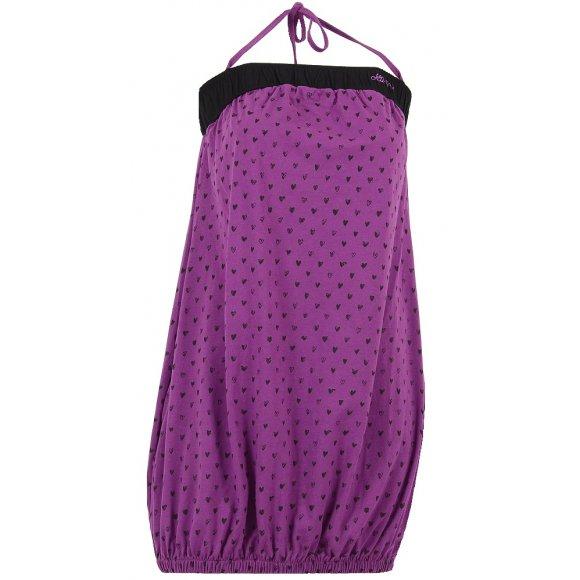Dámské šaty ALTISPORT MATY ALLS16035 FIALOVÁ