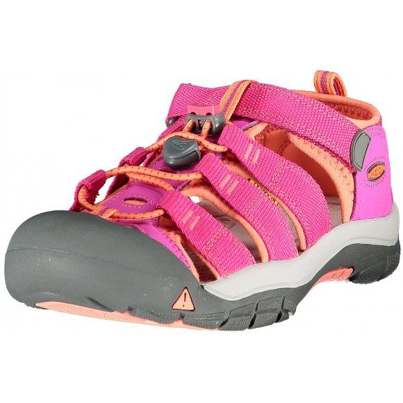 Dětské sandále KEEN NEWPORT H2 JR VERY BERRY/FUSION CORAL
