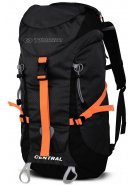 Batoh TRIMM CENTRAL 40L BLACK/ORANGE