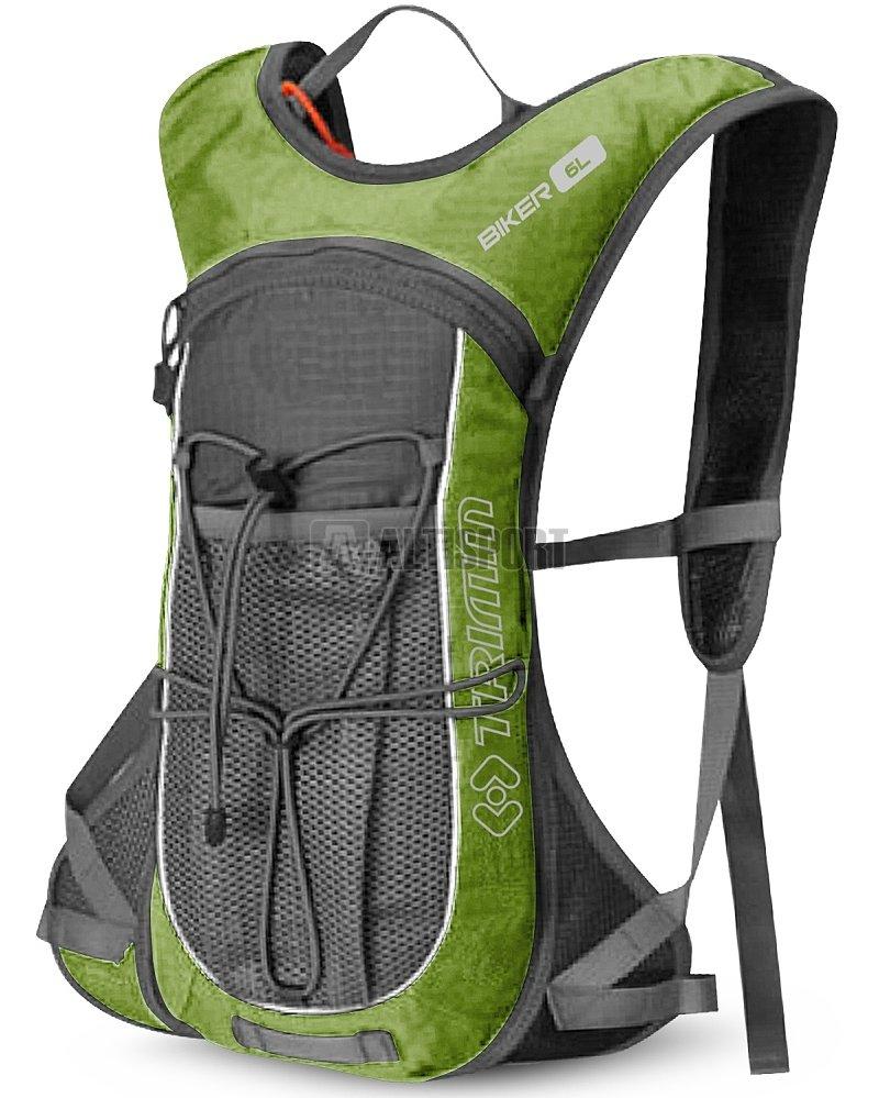 Cyklistický batoh TRIMM BIKER 6L GREEN GRAY velikost  6 l   ALTISPORT.cz a1f09239c5