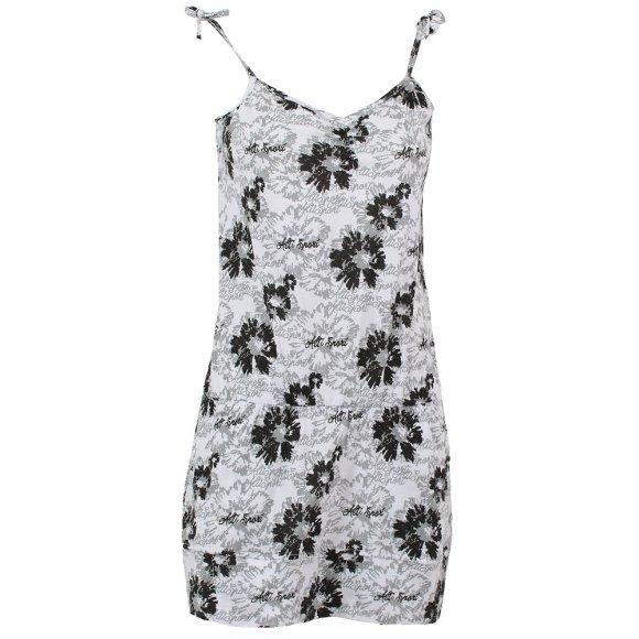 Dívčí šaty ALTISPORT LOZA-J ALJS16034 BÍLÁ