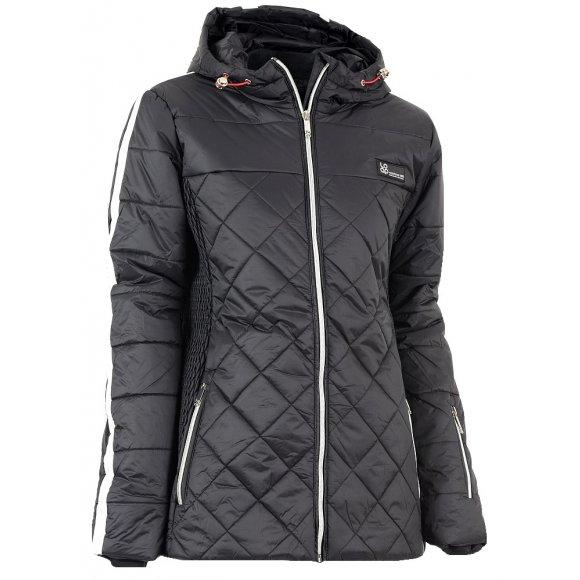 Dámská lyžařská bunda LOAP FOLKA OLW1619 ČERNÁ