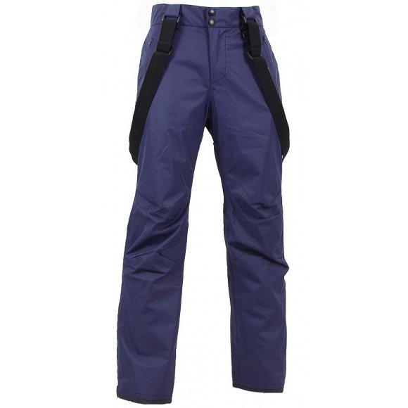 Pánské zimní kalhoty NORTHFINDER LANGDON NO-3245SNW MODRÁ