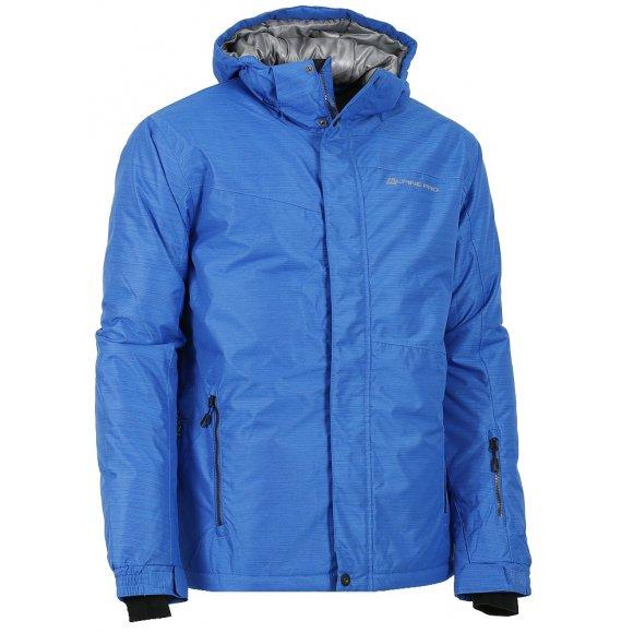 Pánská zimní bunda ALPINE PRO CALLISTO 4 MODRÁ