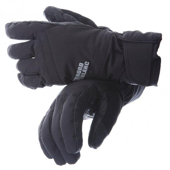 Lyžařské rukavice NORDBLANC TRULY NBWG5976 ČERNÁ