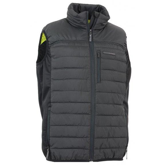 Pánská sportovní vesta LOAP IDEFIXO CLM1674 ČERNÁ