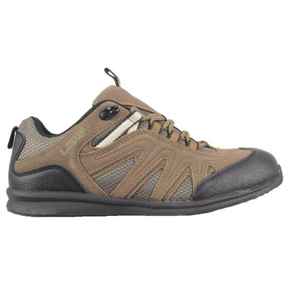 Dámské outdoorové boty LOAP NISA-W HSL1691 HNĚDÁ