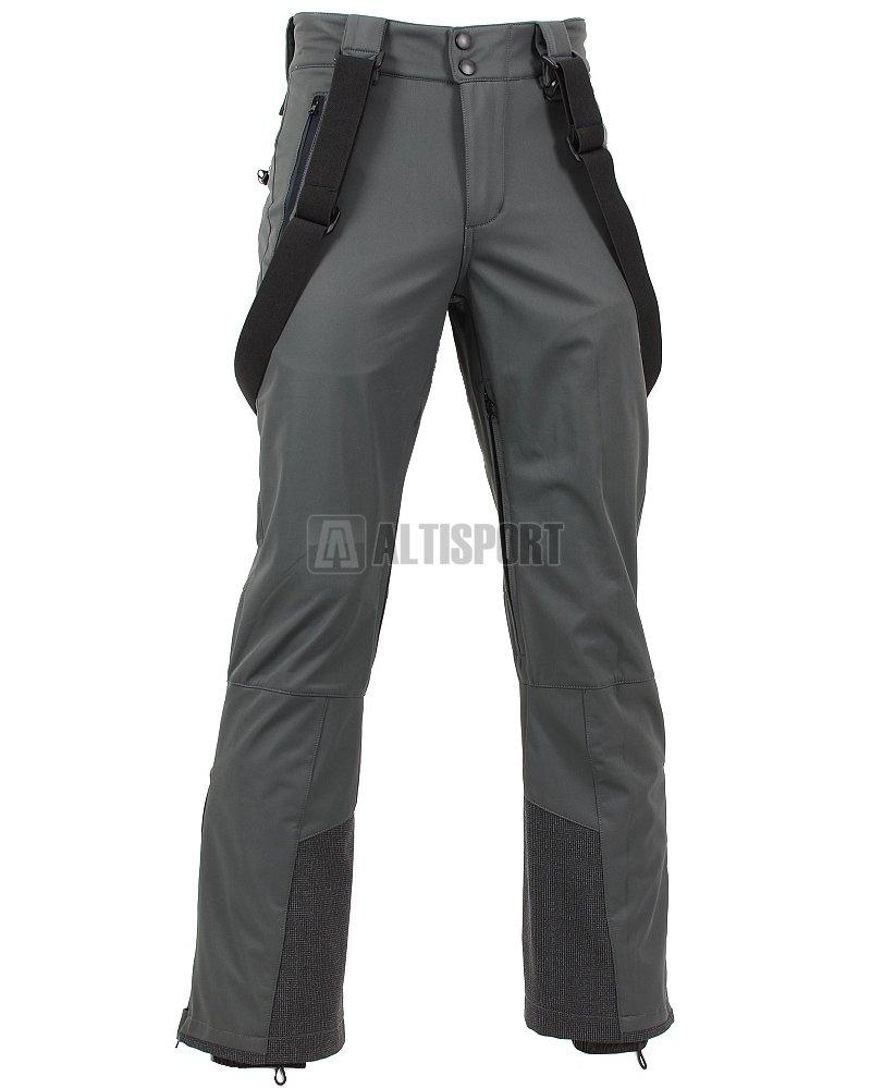 7196ba47da42 Pánské softshellové kalhoty NORTHFINDER CYRUS NO-3241SNW ŠEDÁ ...