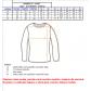 Dámské triko s dlouhým rukávem ALTISPORT ANTISA ALLW16072 ČERNÁ