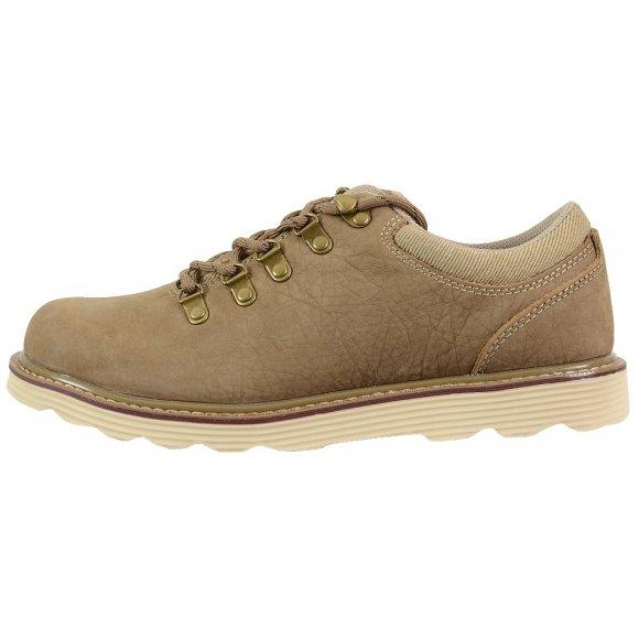 Pánská obuv ALPINE PRO TATUY HNĚDÁ