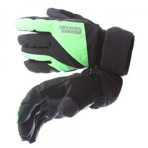 Pánské lyžařské rukavice NORDBLANC LORDLY NBWG5978 ZELENÁ JEŠTĚRKA f3f59d28b8