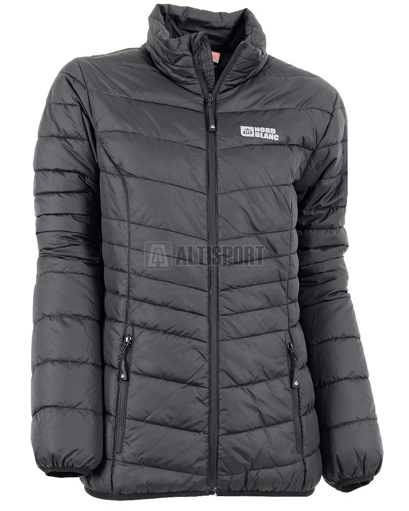 45ebc8fe809 Dámská zimní bunda NORDBLANC FUTURITY NBWJL5839 ČERNÁ velikost  34    ALTISPORT.cz