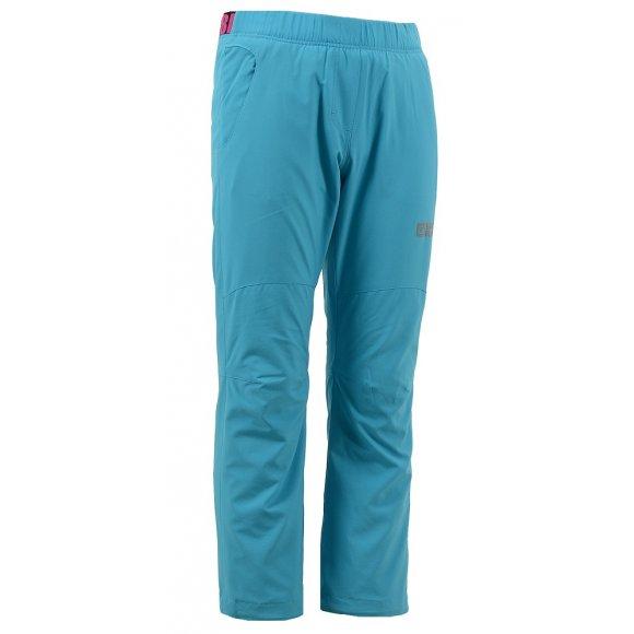 Dětské outdoorové kalhoty NORDBLANC FLARE NBFPK5924L BAZÉNOVĚ MODRÁ