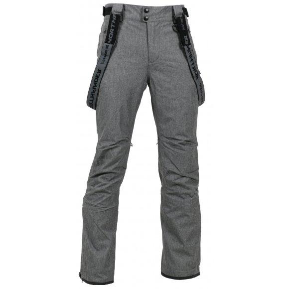 Pánské kalhoty NORTHFINDER BRET NO-32432SNW ŠEDÁ