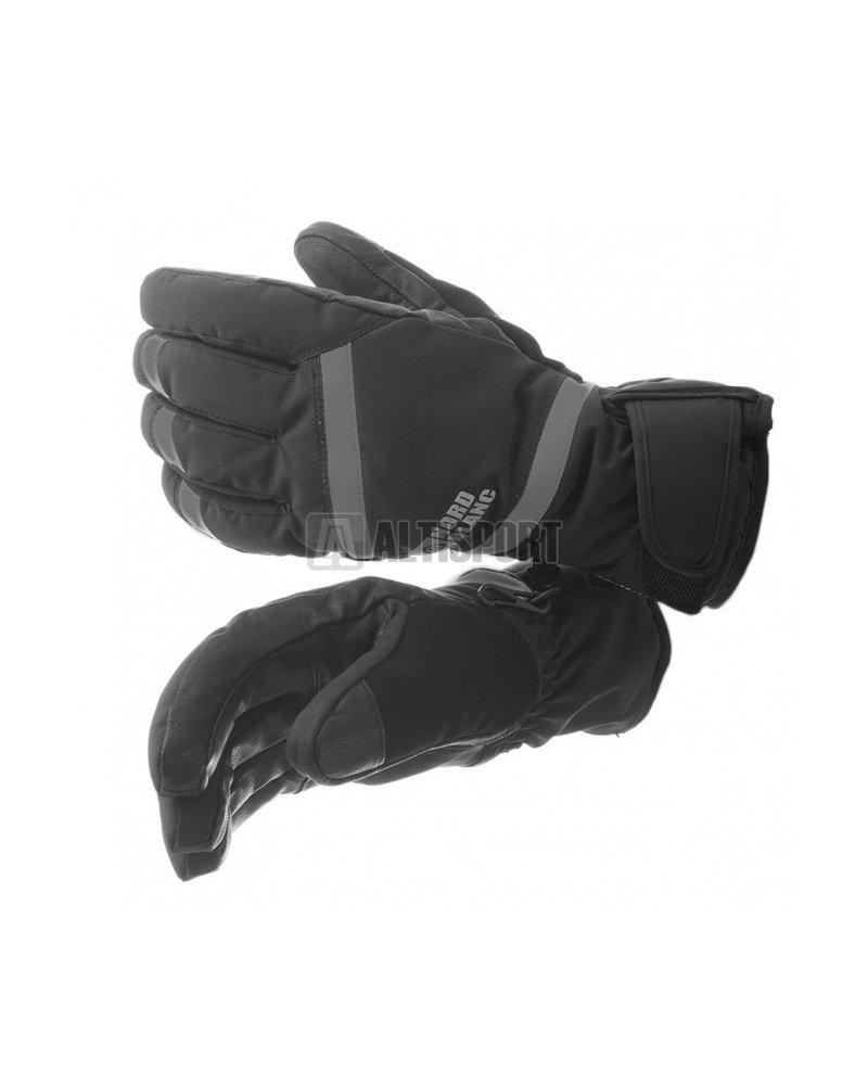 Lyžařské rukavice NORDBLANC TRULY NBWG5976 ČERNOŠEDÁ velikost  5 ... ae1eec5054