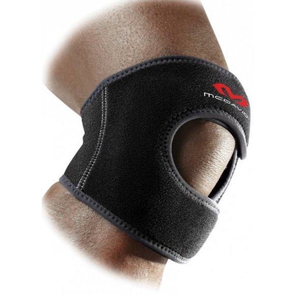 Kolenní ortéza pro skokany a běžce McDavid 419R černá