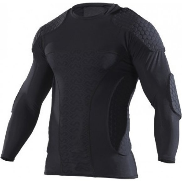 Kompresní brankářské tričko McDavid 7737 černá