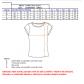 Dětské triko s krátkým rukávem ALTISPORT TIMIOS-J ALJW16066 MODRÁ