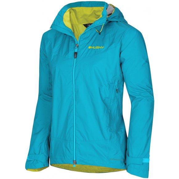 Pánská outdoorová bunda Husky Yevel modrá