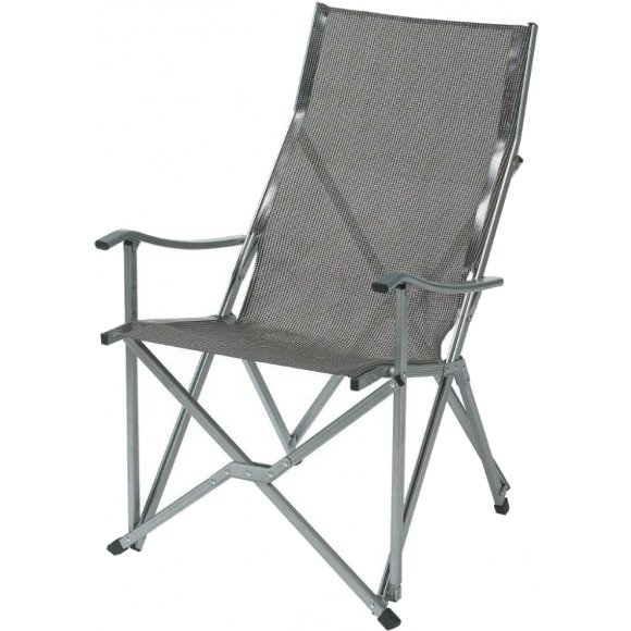 Kempingové skládací křesílko Coleman Summer Sling Chair šedá