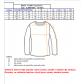 Pánské triko s dlouhým rukávem ALTISPORT PETRIO ALMW16087 TYRKYSOVÁ