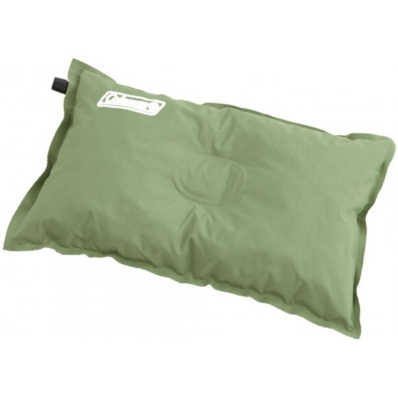 Polštářek Coleman Self-inflated pillow zelená