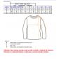 Dětské triko s dlouhým rukávem ALTISPORT KARAMAN-J ALJW16083 TYRKYSOVÁ
