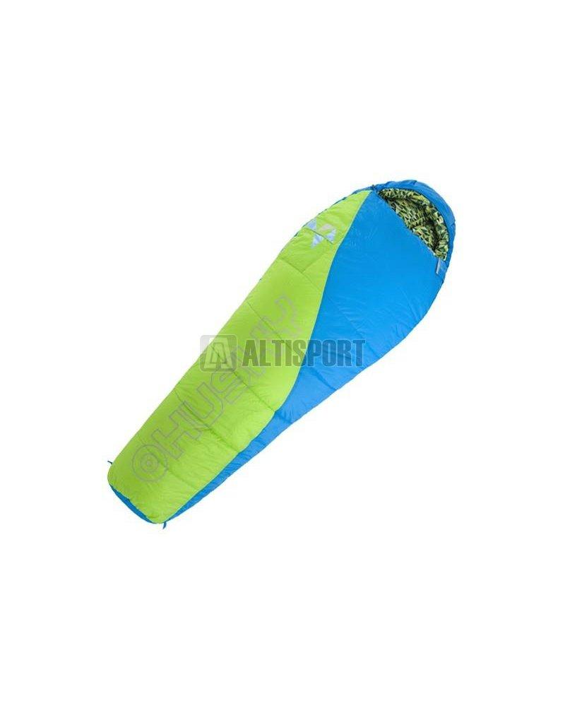 452b68ba937 Dětský spací pytel Husky Kids Merlot New -10°C zelená velikost ...