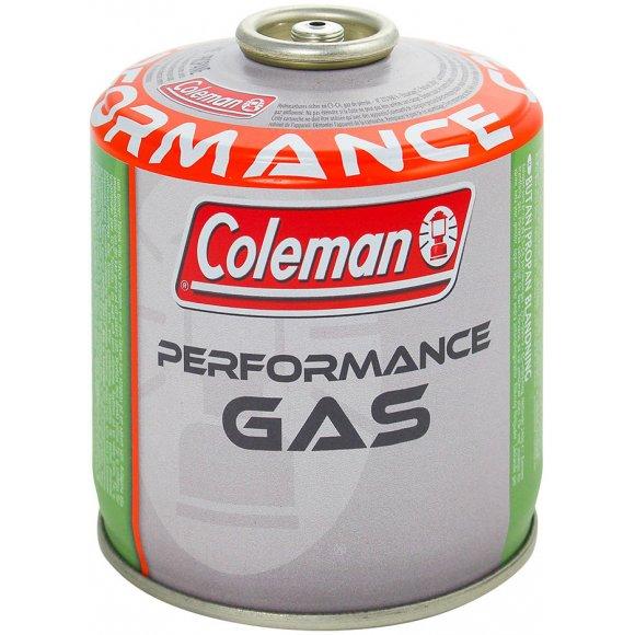 Plynová kartuše Coleman C500 Performance Oranžová/zelená