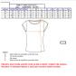 Dětské triko s krátkým rukávem ALTISPORT KASTRI-J ALJW16070 ČERNÁ
