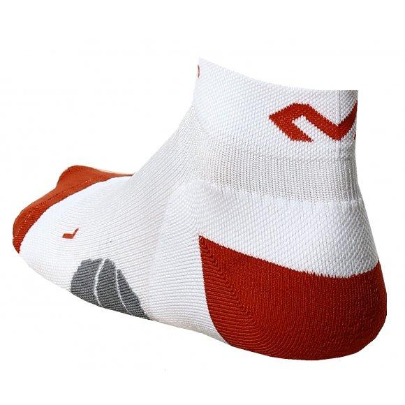 Kompresní ponožky McDavid 8833 Active Runner bílá