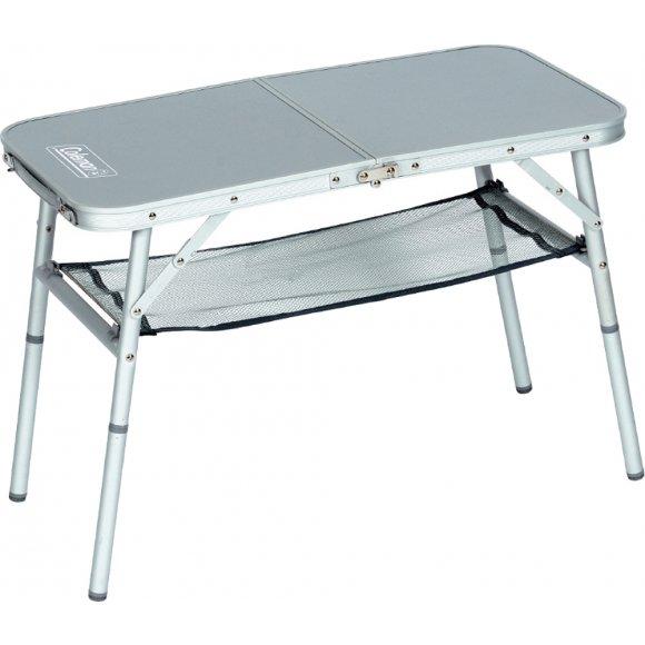 Kempingový skládací stůl Coleman Mini Camp Table stříbrná