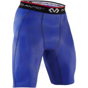 Kompresní šortky Mc David 8100T modrá