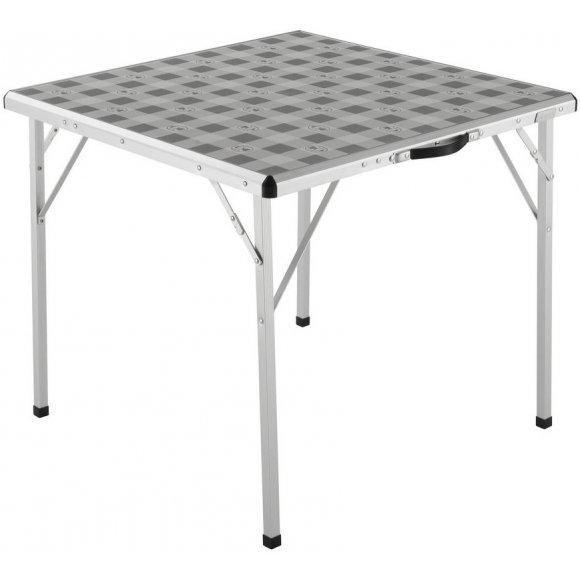 Kempingový skládací stůl Coleman Square Camp Table stříbrná