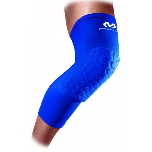 Chránič holeně McDavid 6446R - pár modrá