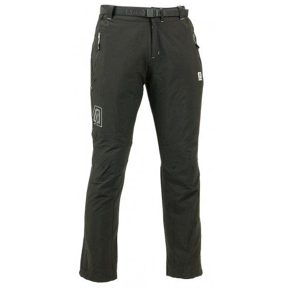 Pánské outdoorové kalhoty ALTISPORT IPED ALMW16029 ČERNÁ